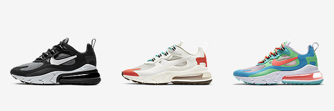 2d2ec2e8a9694 Nike Air Max 270 React Bauhaus. Men's Shoes. $150. Prev