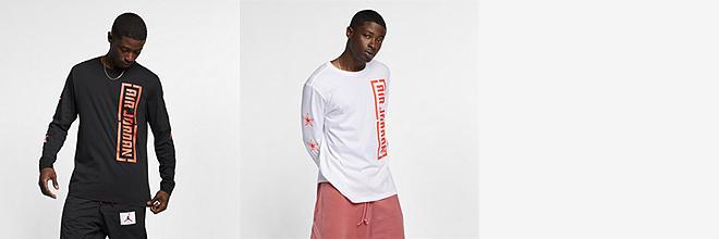 8a328705668 Men s Jordan Tops   T-Shirts. Nike.com