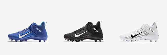 80e5a9a631 Next. 4 Colors. Nike Alpha Menace Varsity 2. Little/Big Kids' Football Cleat