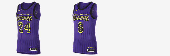 Los Angeles Lakers Jerseys   Gear. Nike.com e47ac5043