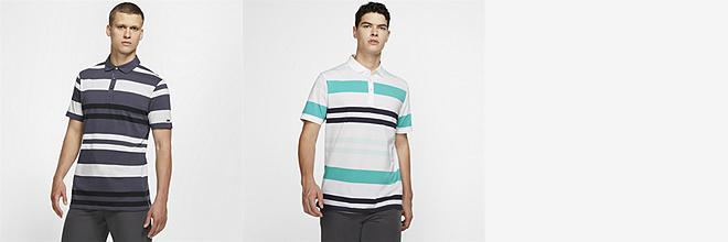 3a932778 Prev. Next. 2 Colours. Nike Dri-FIT Player. Men's Striped Golf Polo