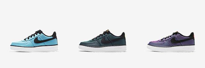 sale retailer a3cdf f8728 Girls  Air Force 1 Shoes. Nike.com