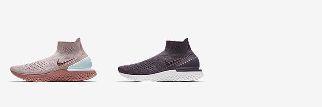 Prev. Next. 2 coloris. Nike Rise React Flyknit. Chaussure ... 54775cdbd82e