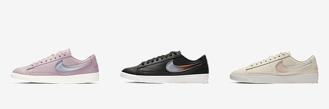 0e293f428869c Next. 3 Colors. Nike Blazer Low Lux Premium