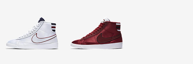 Nike Blazer Mid Rebel. Womens Shoe. 100. Prev