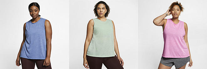 85ccee41dc Women's Tank Tops & Sleeveless Shirts. Nike.com