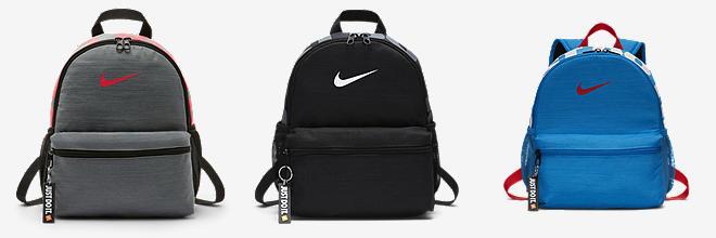 11e1055de65e Next. 5 Colors. Nike Brasilia Just Do It. Kids  Backpack (Mini)