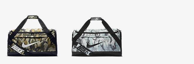 Prev Next 2 Colors Nike Brasilia Printed Training Duffel Bag