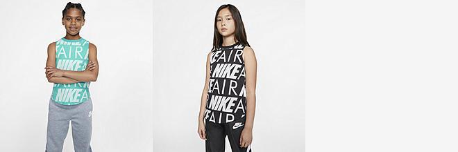 94b074d71523 Girls  Tops   T-Shirts. Nike.com