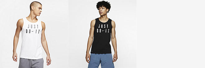 6face4e6ff29ce Men s Tank Tops   Sleeveless. Nike.com IN.