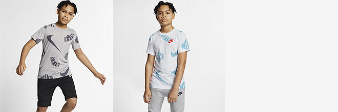 6bc4d9d6 Big Kids Graphic T-Shirts. Nike.com