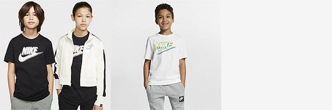 e3dccec7e3f Buy Boy's Shirts & Tops. Nike.com UK.