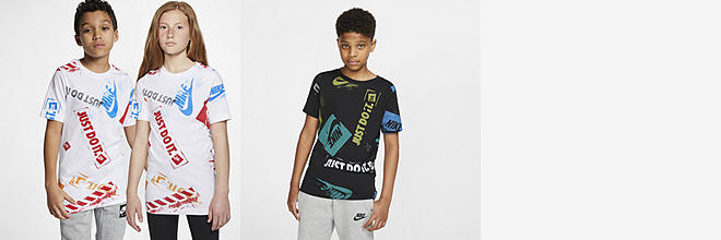 c3f3d1de42524d Nike Sportswear. Big Kids  T-Shirt.  20. Prev