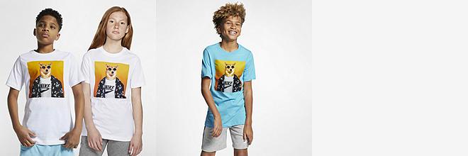 b1471f3cf7d376 Boys  Shirts   Tops. Nike.com