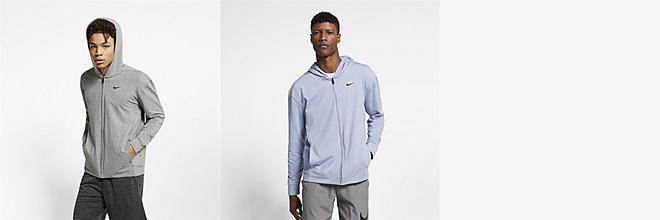 5e480212a2ba Nike Dri-FIT. Men s Pullover Long-Sleeve Yoga Training Hoodie.  65  51.97.  Prev