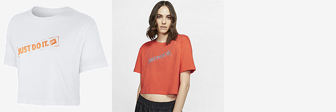 48fb62042a2ef8 Finde Online Tops und T-Shirts für Damen.. Nike.com DE.