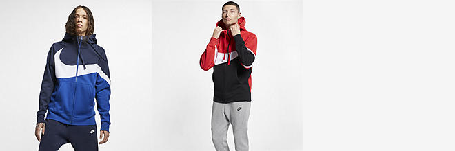 nike air max ft full zip hoodie heren