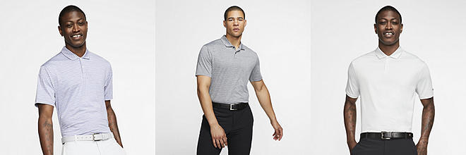 100ae611 Men's Golf Shirts. Nike.com