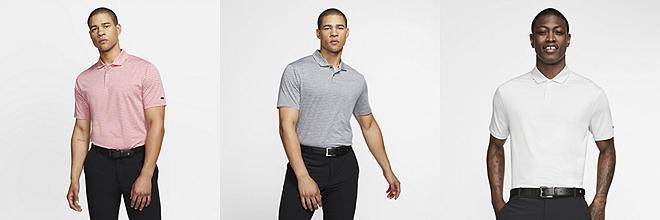 9f448357 Nike Dri-FIT Tiger Woods Vapor. Men's Striped Golf Polo. $85. Prev
