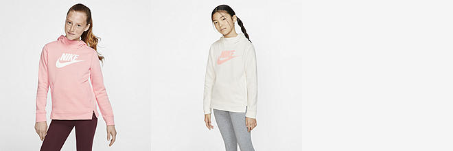 c7c69008e Prev. Next. 2 Colors. Nike Sportswear. Girls' Pullover Hoodie