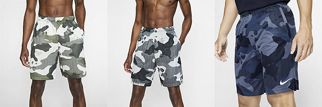 e0a24540c3 Prev. Next. 3 Colors. Nike Dri-FIT. Men's Camo Training Shorts