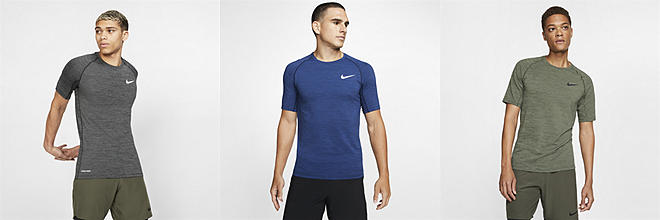 011ed1fbed7 Workout Shirts for Men. Nike.com