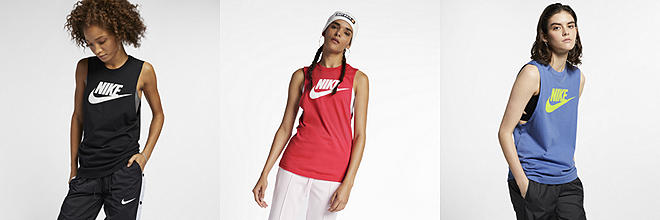 31d37383a16fd Women s Tank Tops   Sleeveless Shirts. Nike.com