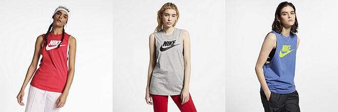 c7fedc5a Women's Tank Tops & Sleeveless Shirts. Nike.com