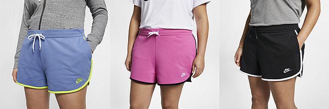 1fa930638d72 Prev. Next. 3 Colors. Nike Sportswear Heritage. Women s Fleece Shorts ...