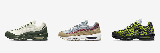 the best attitude f69c5 55693 Nike Air Max 95. Men's Shoe. $160. Prev