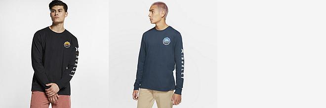 wholesale dealer b6bb2 01adf Hurley Long Sleeve Shirts (47)