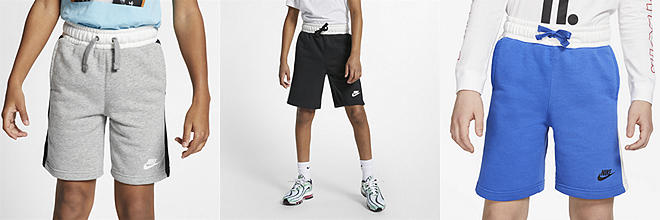 c704fa5ce Nike Sportswear. Big Kids  (Boys ) Shorts.  30. Prev