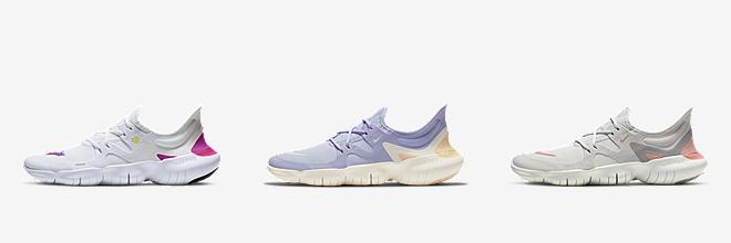 Women's Nike Free 5.0 Shoes.