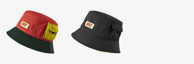 eeba18b9662 Next. 2 Colors. Nike. Bucket Hat