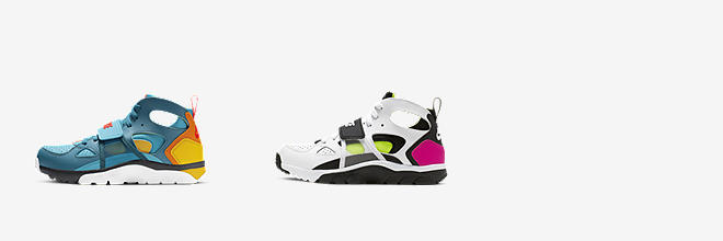 the latest 8023f eb1b6 Boys  Huaraches. Nike.com