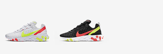 Prev. Next. 2 Colors. Nike React Element 55. Men s Shoe 362eb63c0