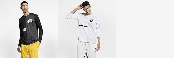 7d8b95b3fa Next. 2 Colores. Nike Sportswear. Camiseta de manga larga - Hombre