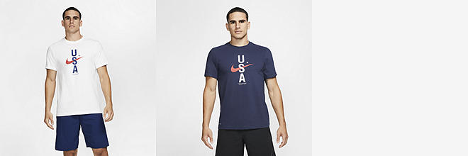 bb3e69f269a5 Workout Shirts for Men. Nike.com