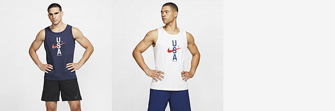 8d145621 Tank Tops for Men. Nike.com