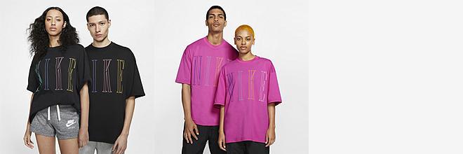 c0224541f Next. 2 Colors. Nike. Boxy Short-Sleeve T-Shirt