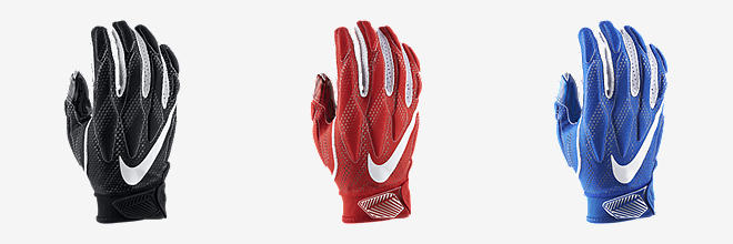 Football Gloves. Nike.com a4452bc92d