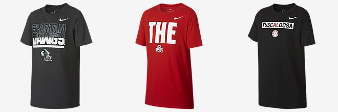 b6adbf65c Collegiate Football. Nike.com