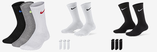 64a0e6486555 Prev. Next. 3 Colors. Nike Performance Cushioned Crew