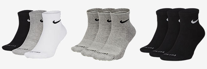 03520b097d8c83 Nike Dry Cushion No-Show. Training Socks (3 Pair). $20. Prev