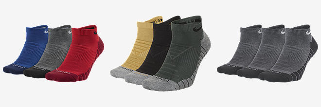 f35faa644 Nike Dry Crew. Socks (3 Pair). $20. Prev