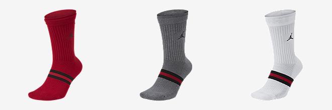 dca3b5a6bbbc Jordan Socks for Men. Nike.com