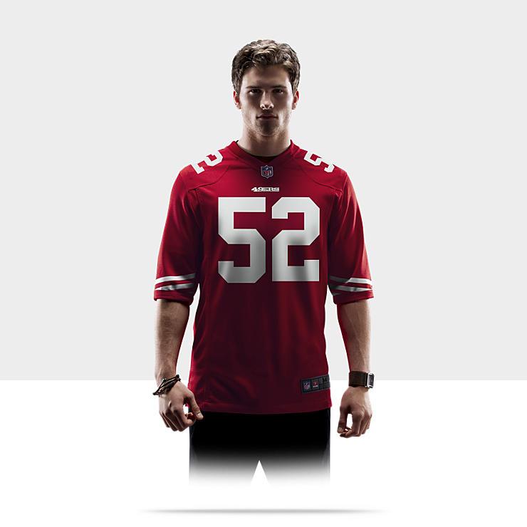 NFL San Francisco 49ers (Patrick Willis